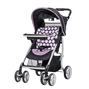 JOURNEYLITE STROLLER, POLKA DOT PURPLE