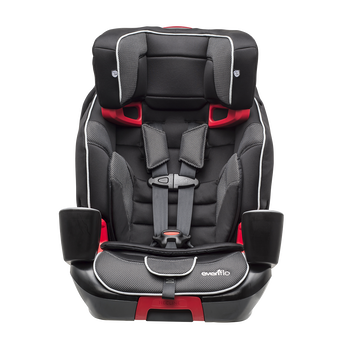 transitions 3 in 1 combination booster car seat evenflo. Black Bedroom Furniture Sets. Home Design Ideas
