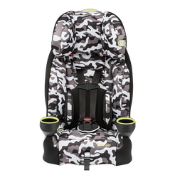 Snugli Harnessed Booster Car Seat (Camo)