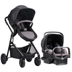 Pivot Travel System (Casual Grey)
