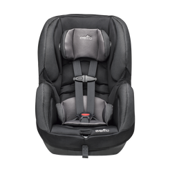 SureRide DLX Convertible Car Seat (Steel)