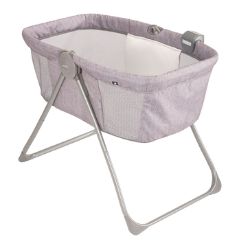 Loft Portable Bassinet (Chevron Melange)