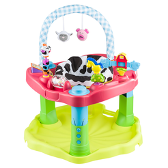 Bouncin Barnyard Activity Center (Moovin' & Groovin')