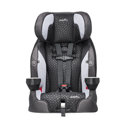 SecureKid DLX Harnessed Booster Car Seat (Digital Print)