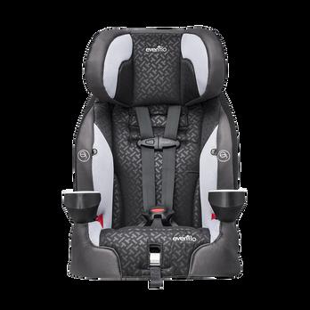securekid harnessed booster car seat evenflo. Black Bedroom Furniture Sets. Home Design Ideas