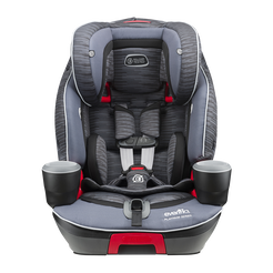 Platinum Evolve 3-in-1 Combination Booster Car Seat (Imagination)