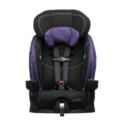 Chase LX Harnessed Booster Car Seat (Jasmin)