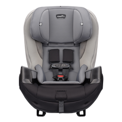 Stratos Convertible Car Seat (Silver Ice)