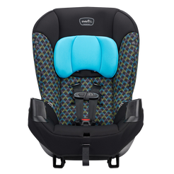 Sonus Convertible Car Seat (Boomerang Blue)