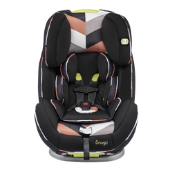 Snugli All-in-One Car Seat (Geo Stripe)