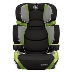ProComfort RightFit 2-in-1 Belt-Positioning Booster Car Seat (Griffin)