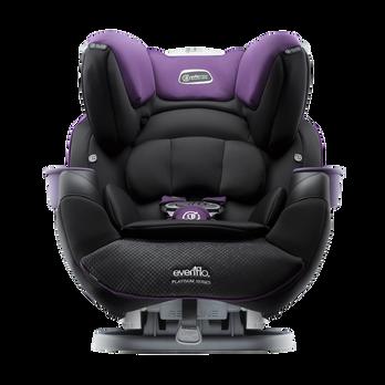 Platinum SafeMax All-in-One Car Seat (Madalynn)
