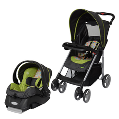 JourneyLite Travel System (Woodland Buddies)