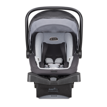 Platinum LiteMax 35 Infant Car Seat (Moon Shadow)