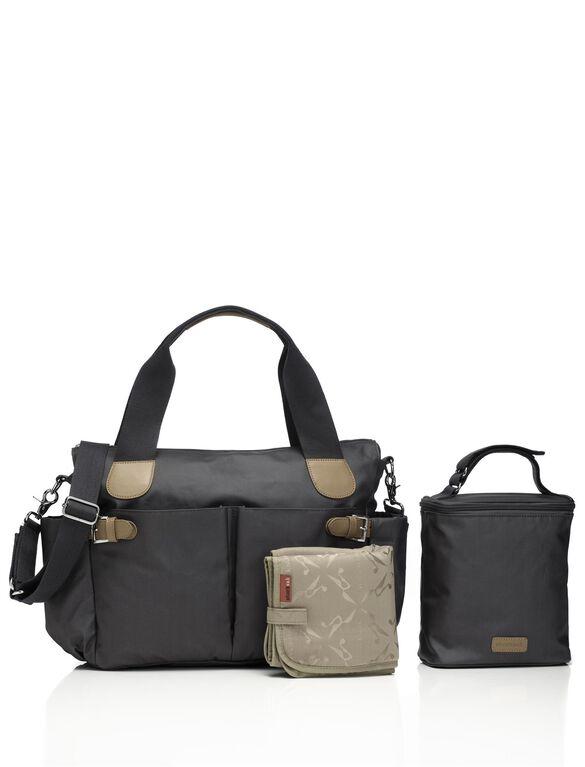 Storksak Kay Bag– Grey, Grey