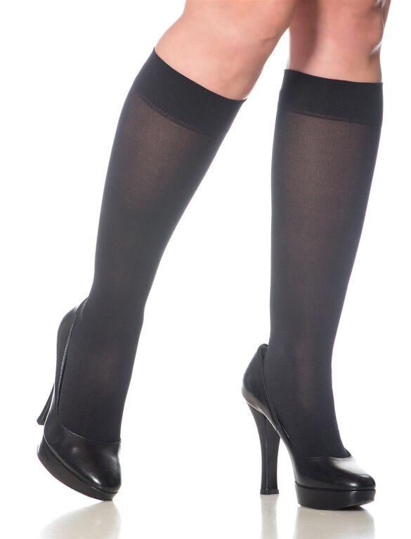 Sigvaris Inc Knee High Socks, Black