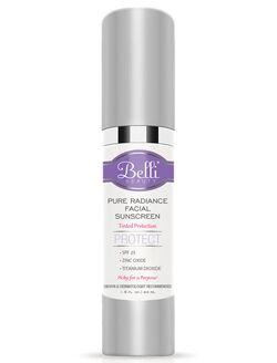 Belli Pure Radiance Facial Sunscreen, Facial Sunscreen
