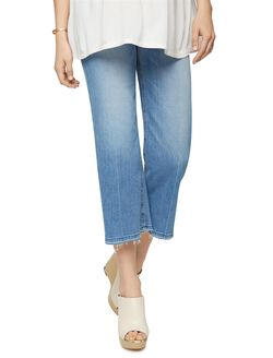 Joe's Jeans Secret Fit Belly Gaucho Maternity Jeans, Light Wash