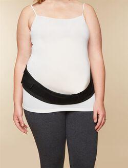 Plus Size Maternity Belt (single), Black