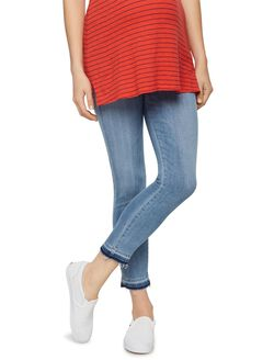 Citizens Of Humanity Secret Fit Belly Avedon Ankle Maternity Jeans, Light Wash