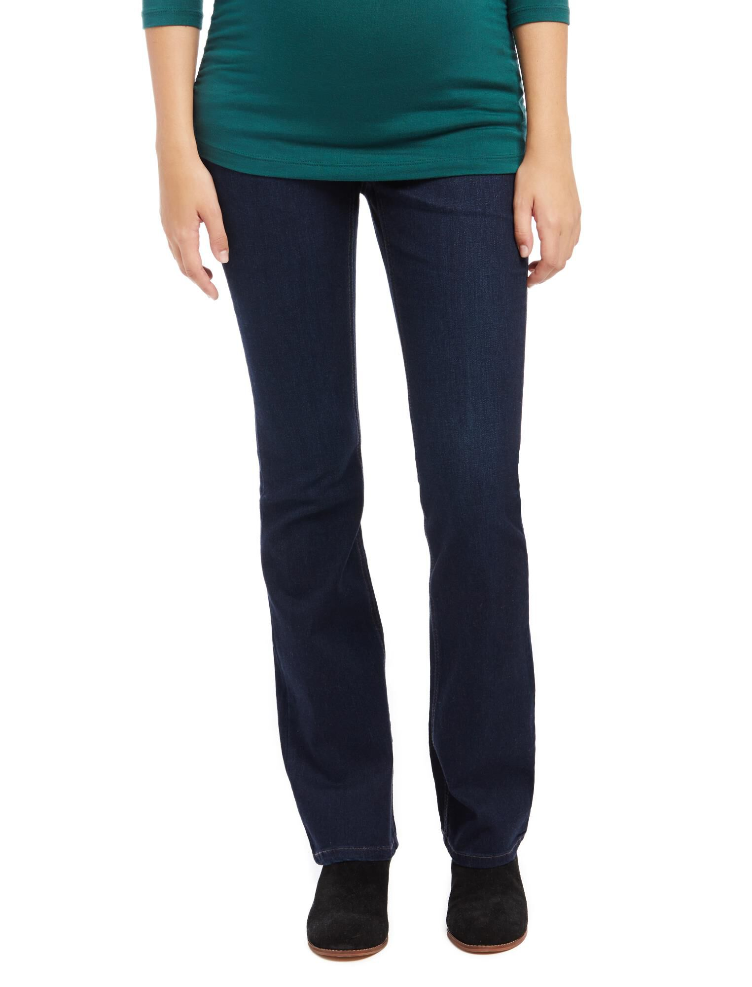 Jessica Simpson Secret Fit Belly Skinny Boot Maternity Jeans
