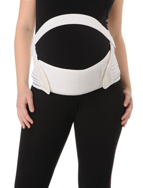 Scott Specialties Maternity Belt (single), White
