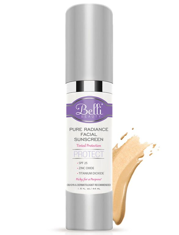 Belli Pure Radiance Facial Sunscreen, Facial Sunscreen