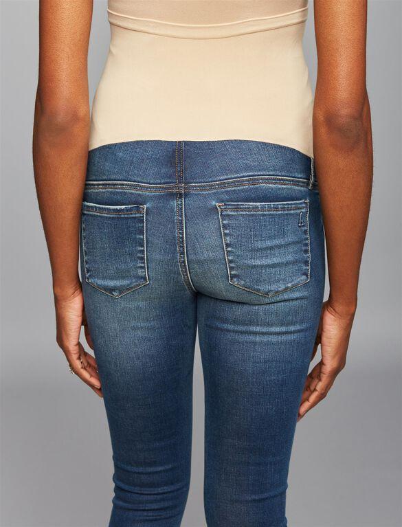 Articles Of Society Secret Fit Belly Skinny Leg Maternity Jeans, Medium Wash