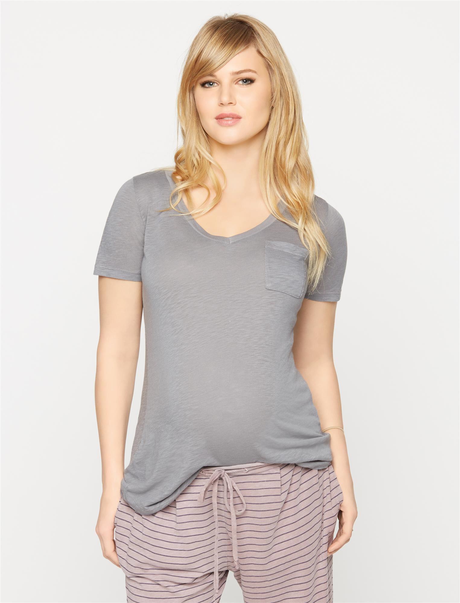 Splendid Super Soft Maternity T Shirt