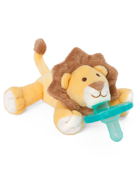 Wubbanub Lion Infant Pacifier, Lion