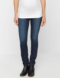 Ag Jeans Secret Fit Belly Slim Leg Maternity Jeans, Midnight Swim - Dark
