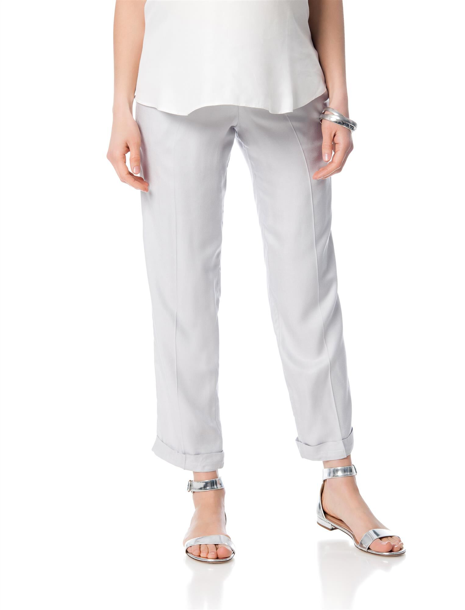 Isabella Oliver Pull On Straight Leg Maternity Pants