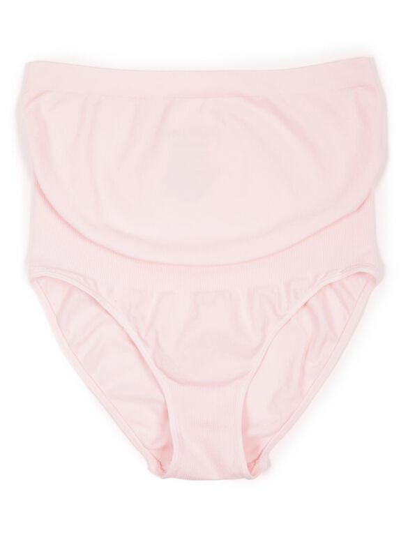 Underwrapz Preggo Panty (single), Pink