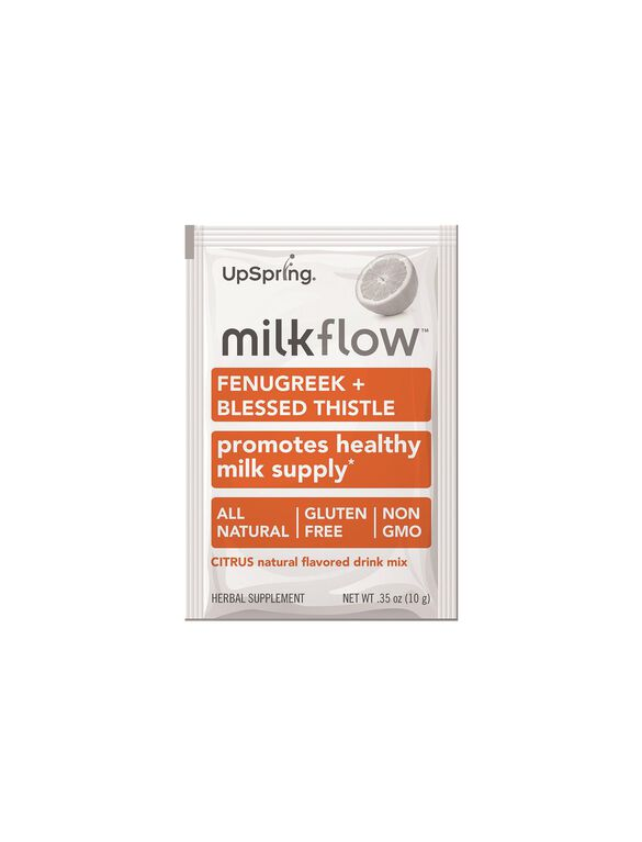 Milkflow Lactation Drink Mix- Citrus, Citrus