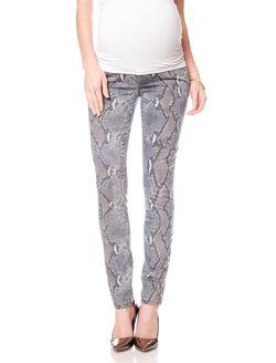 Genetic Denim Secret Fit Belly 5 Pocket Skinny Maternity Jeans, Nemesis