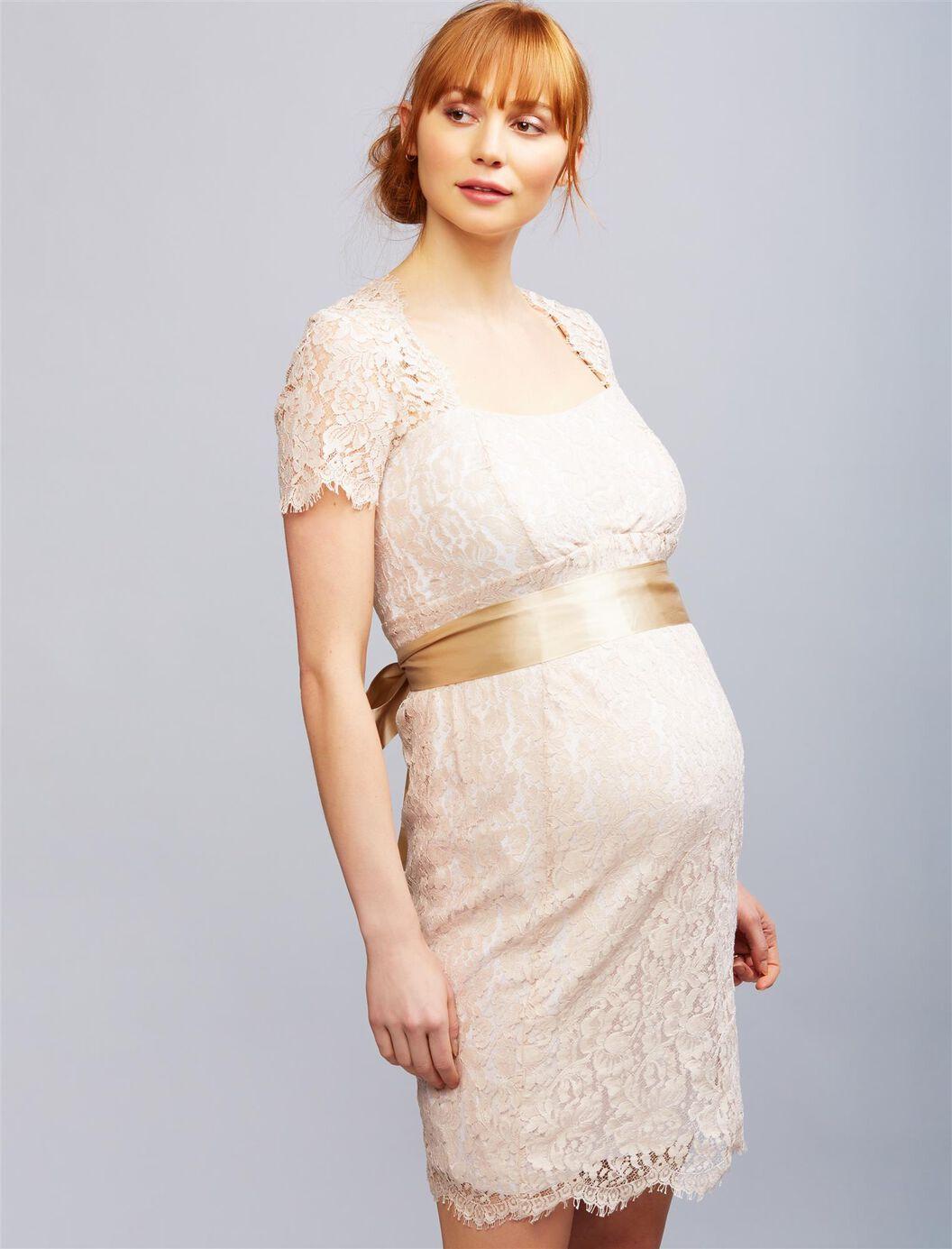 Seraphine luxe allegra maternity dress destination maternity seraphine luxe allegra maternity dress white ombrellifo Images