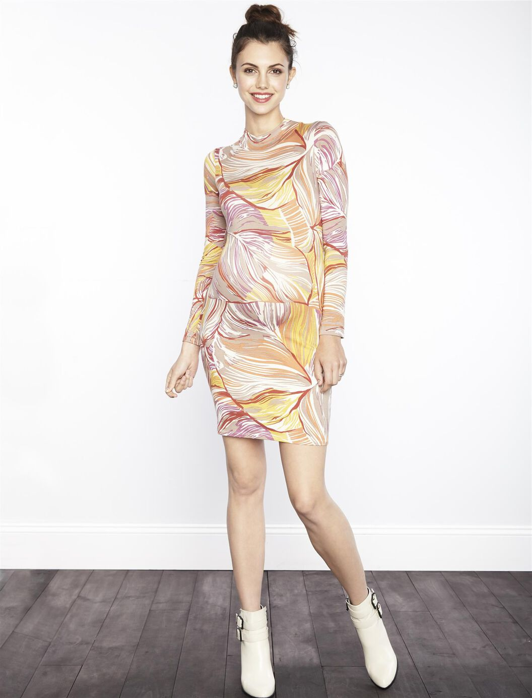 Rachel pally maternity dress a pea in the pod maternity rachel pally maternity dress magnolia print ombrellifo Image collections