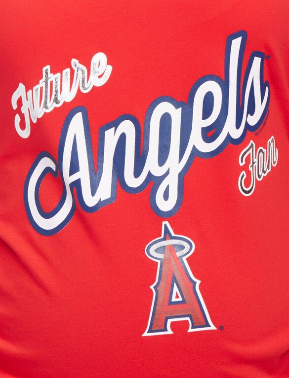 Los Angeles Angels of Anaheim MLB Future Fan Maternity Tank, Angels Red
