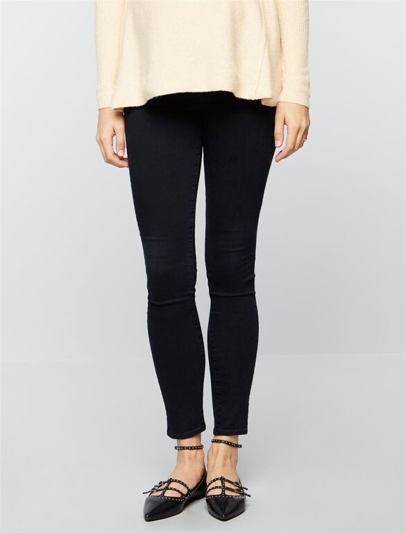 J Brand Under Belly Skinny Leg Maternity Jeans, Rinse Wash