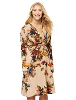 Pietro Brunelli Milano Maternity Dress, Floral Print