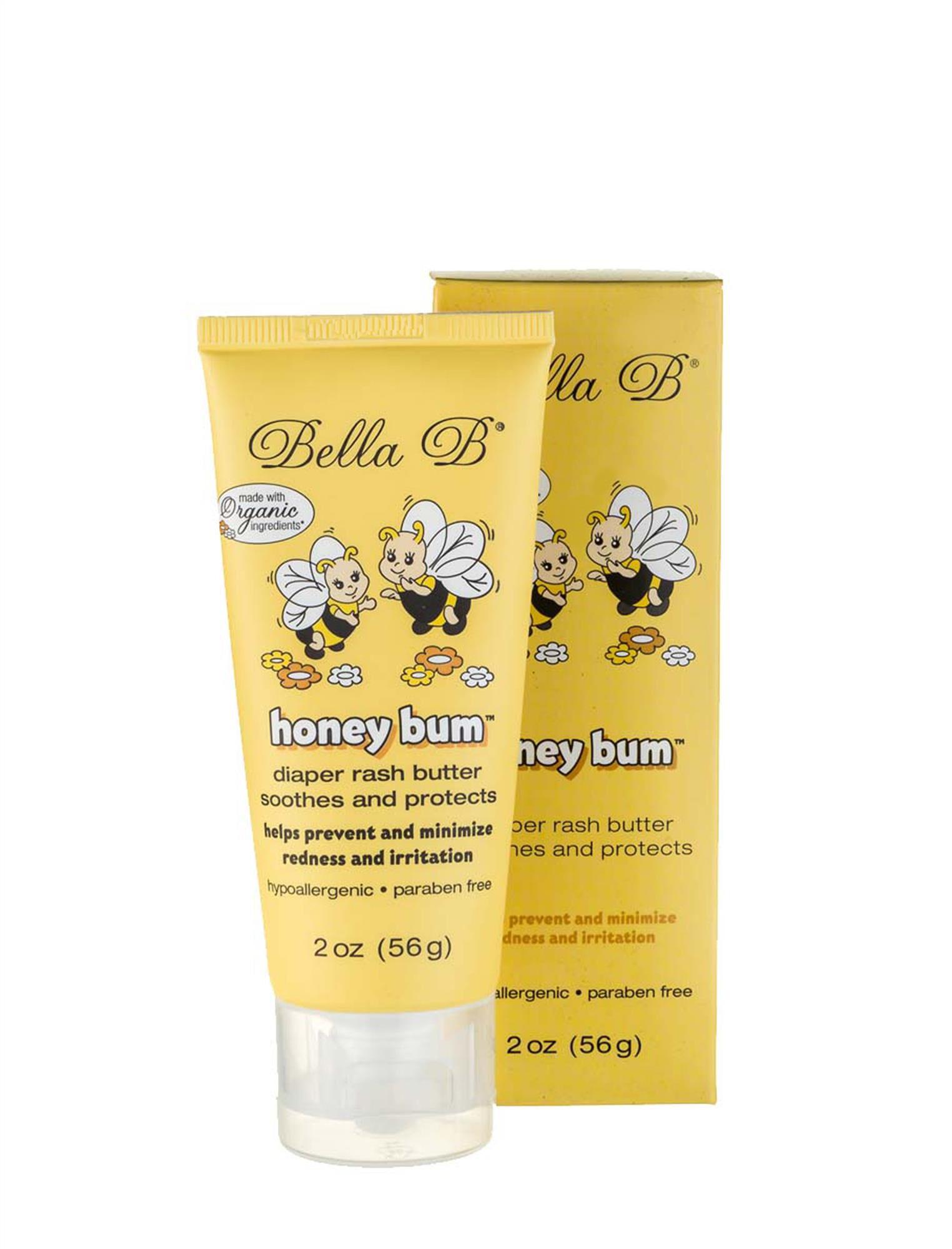 Bella B Honey Bum Diaper Rash Butter