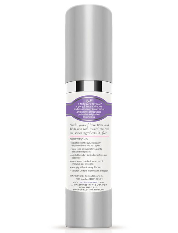 Belli Complexion Protection Duo, Complexion Duo