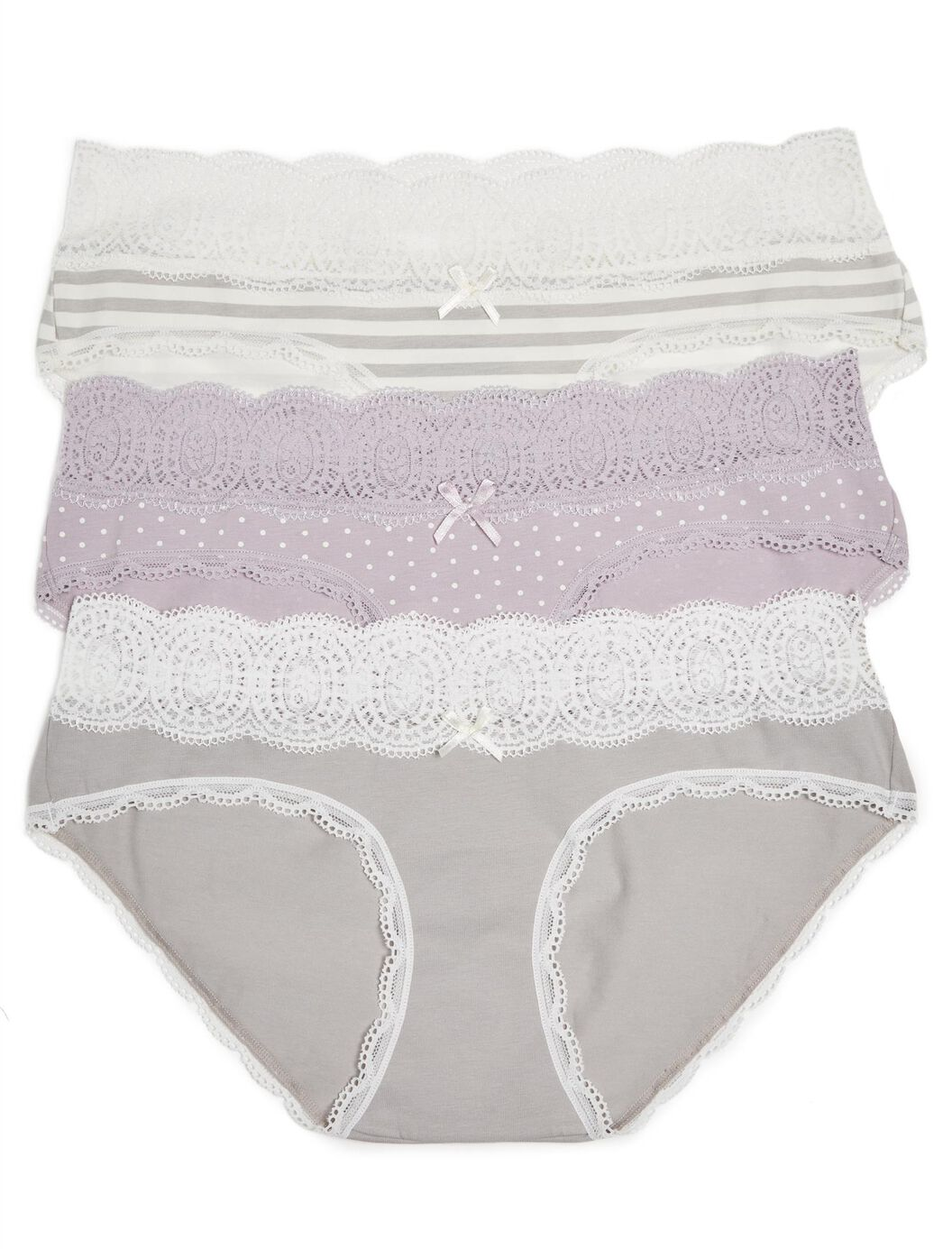 Maternity Hipster Panties (3 Pack) at Motherhood Maternity in Victor, NY | Tuggl