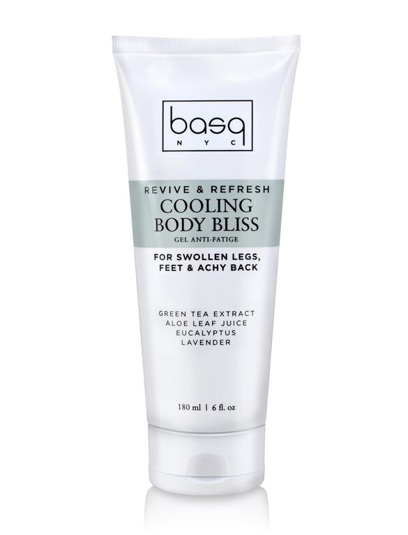 Basq Cooling Body Bliss Gel, Cooling Body Bliss