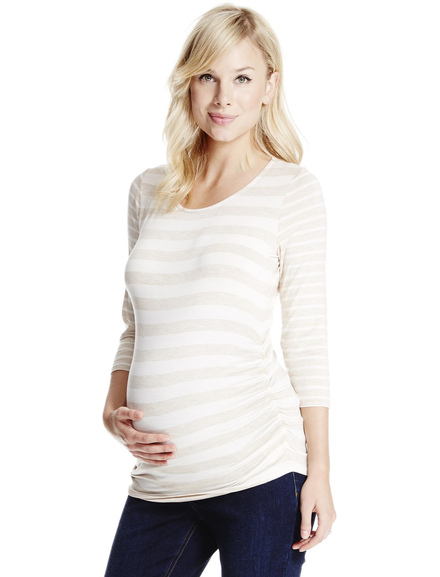 Jessica Simpson Lightweight Maternity T Shirt