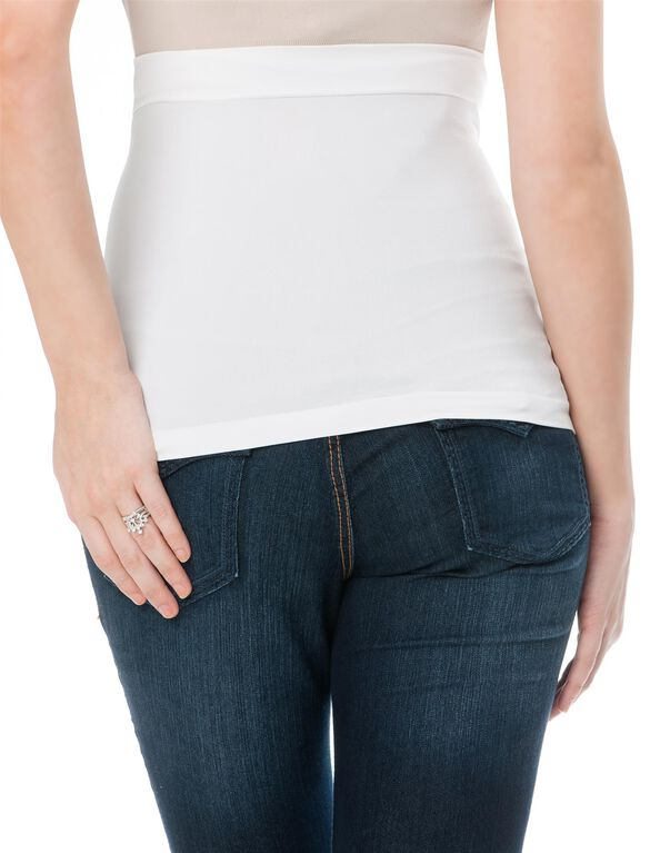 The Tummy Sleeve By Motherhood, White