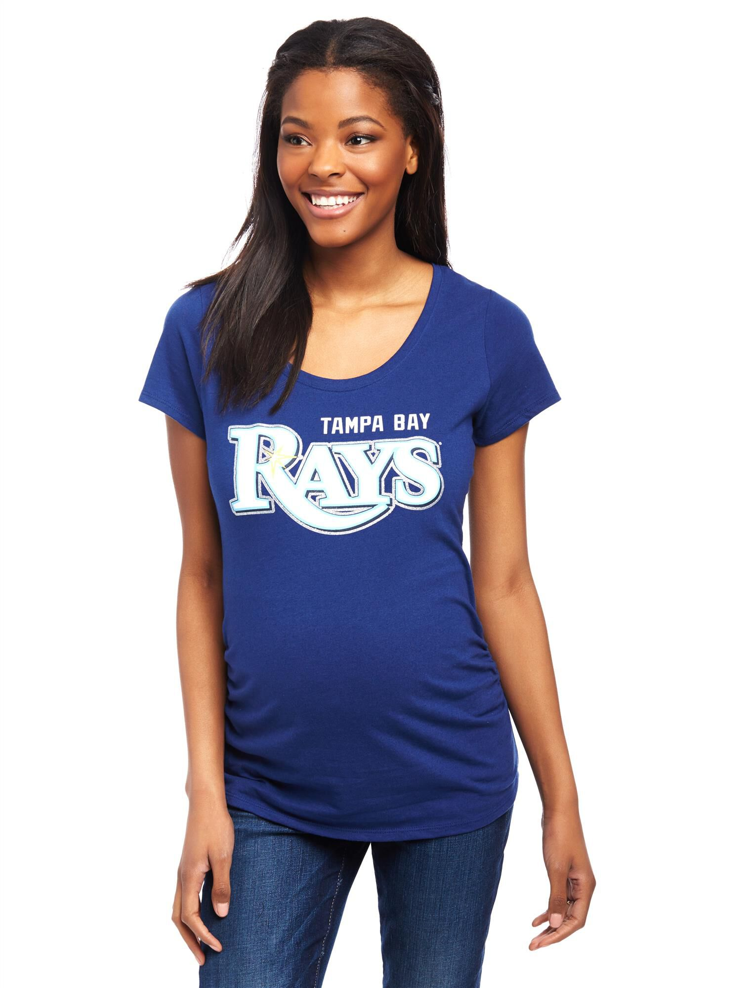 Tampa Bay Rays MLB You're Out Maternity Tee