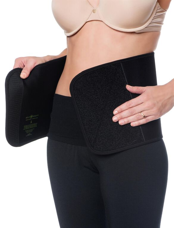 Couture Belly Bandit Post Pregnancy Belly Wrap, Black