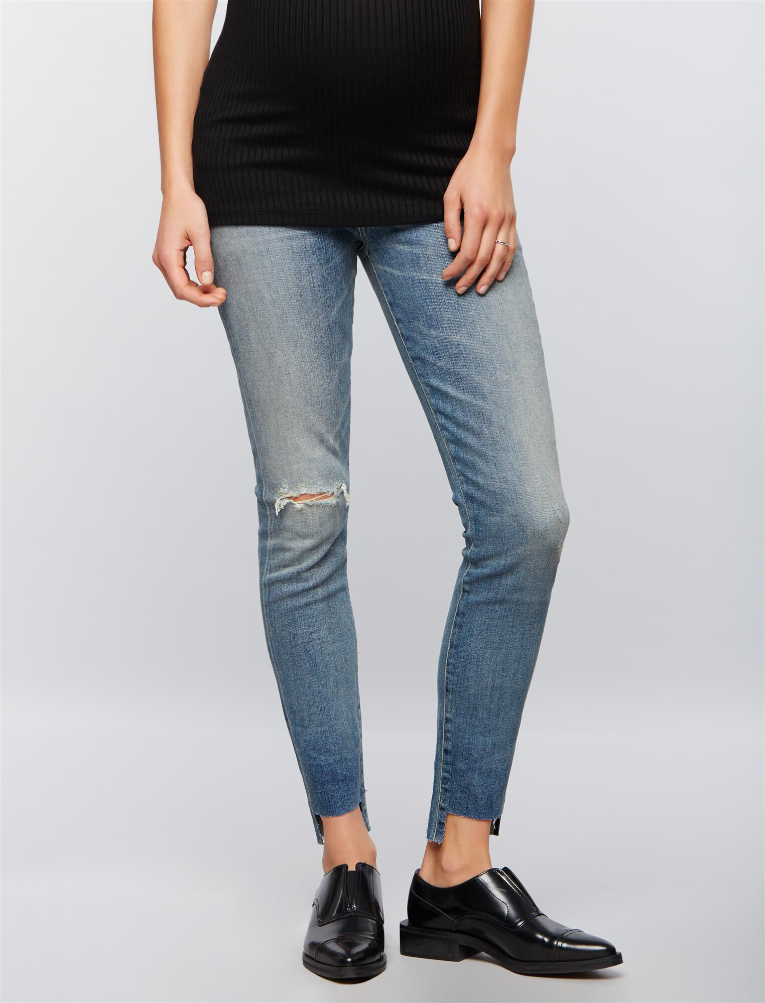 Citizens Of Humanity Secret Fit Belly Rocket Maternity Jeans