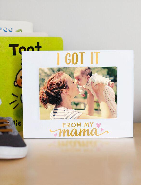 Pearhead Mom Photo Plaque, Mom Plaque